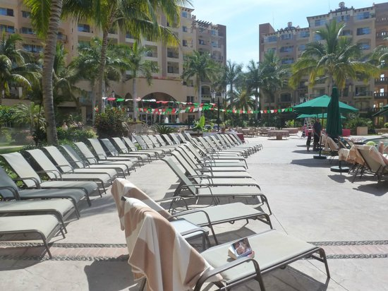 Villa del Mar Beach Resort & Spa : Pool Area