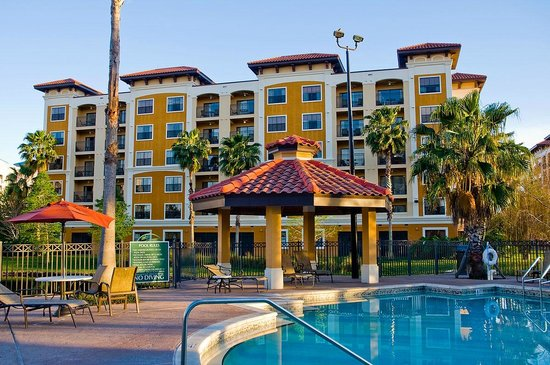 Floridays Resort Orlando: Second Pool