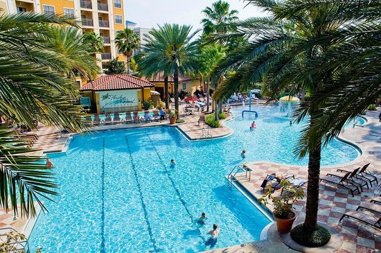 Floridays Resort Orlando: Main Pool