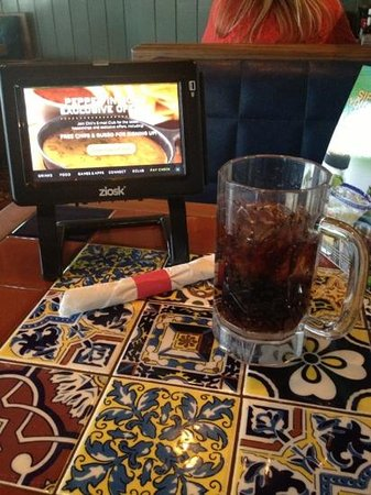 Chili's Grill & Bar: when did eating become a rush at a sit down place