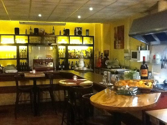 Restaurante Oliva : impression inside