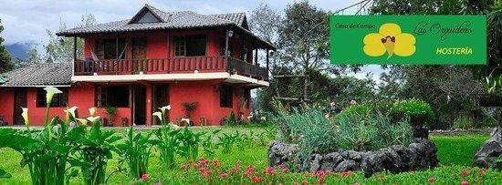 Casa de Campo Las Orquideas: casa campo