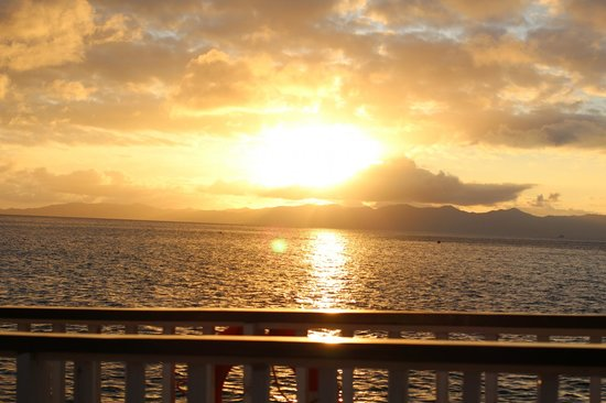El Nido Resorts Apulit Island: Sunset