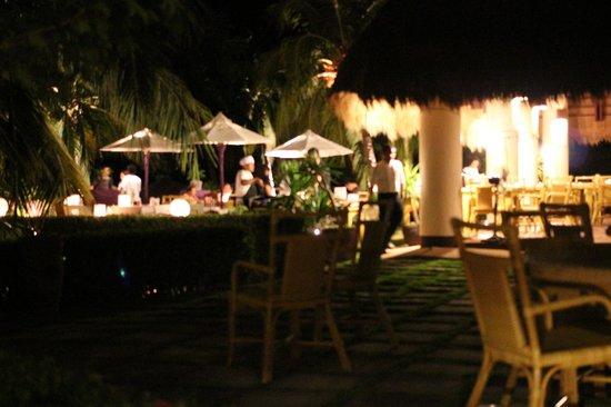 El Nido Resorts Apulit Island: Dining