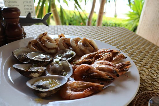 El Nido Resorts Apulit Island: Food