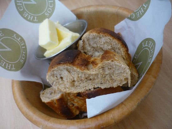 The Cheese Society: AMAZING home made bread!