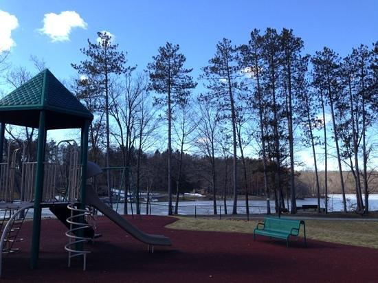 Chadwick Lake: Children's Playground