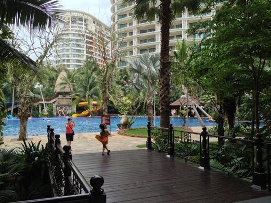 Ocean Sonic Resort: quite nice