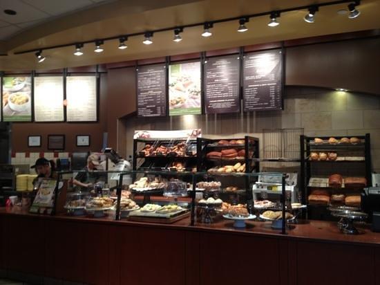 Panera Bread : Bakery goods!! yum!!