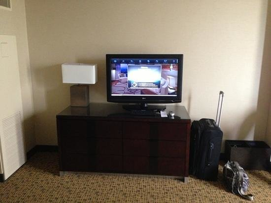 Grand Hyatt Atlanta in Buckhead: TV