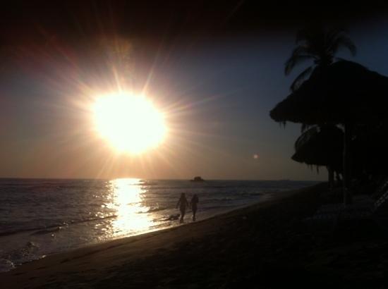 Royal Decameron Salinitas: Sunset