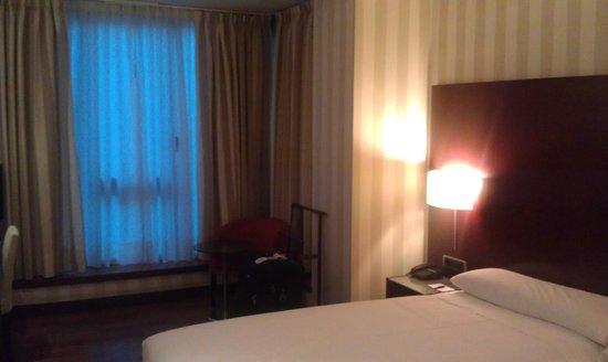 โฮเต็ล เซนิท บอร์เรลล์: Room