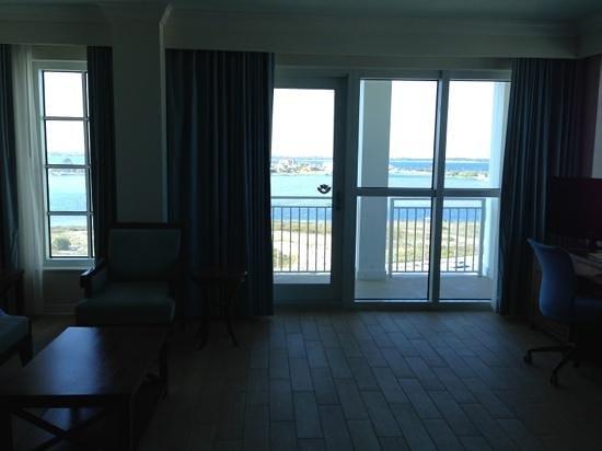 Margaritaville Beach Hotel: balcony