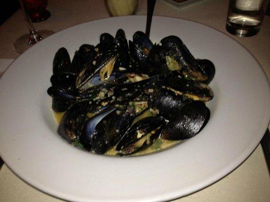 Pasta e Pomodoro : Mussels di Nappoli