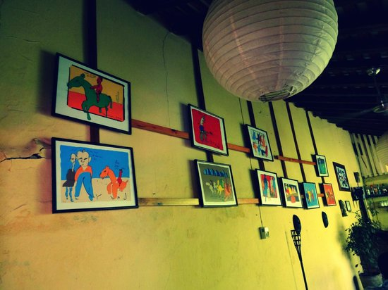 Inside CocinArte