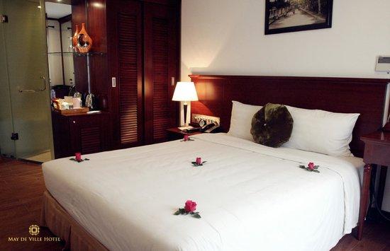 May de Ville Old Quarter Hotel: Premium Double Room