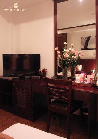 May de Ville Old Quarter Hotel: Twin Premium Room