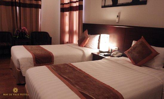 May de Ville Old Quarter Hotel: Premium Twin Room