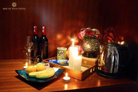 May de Ville Old Quarter Hotel: Honeymoon Suite