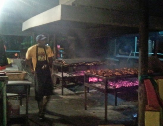 Pork Pit : Making the Jerk