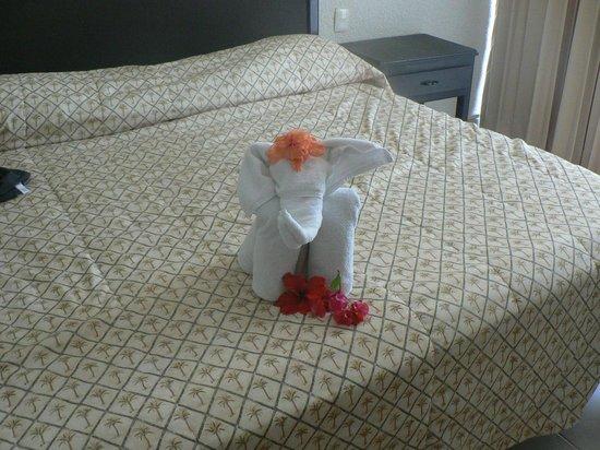 Hotel Posada Del Mar: cute elephant