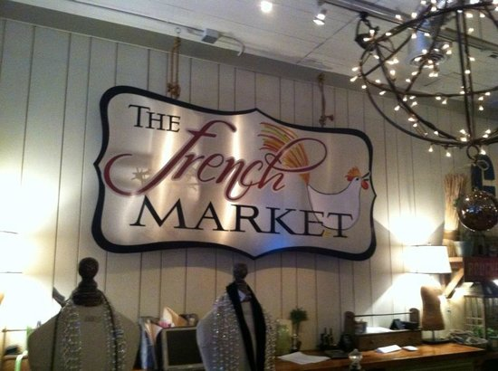 The French Market and Tavern: The French Market