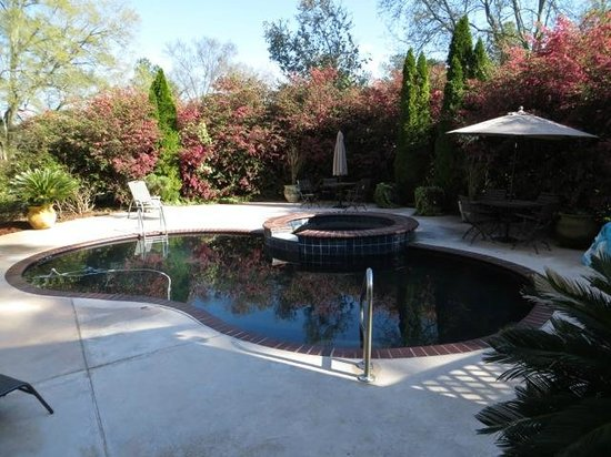 Blue Spring Manor at Vincent: Pool and Heated Spa