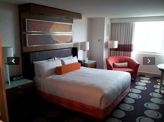 The Mirage Hotel & Casino: Room
