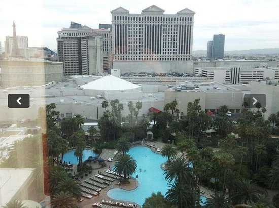 The Mirage Hotel & Casino: View