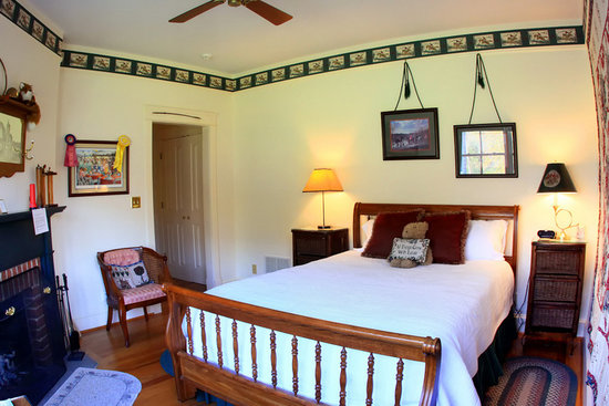 The Inn at Sugar Hollow Farm: Hunt Country Room