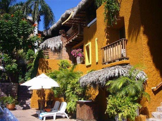 La Quinta Troppo : View from Pool/Bar Area