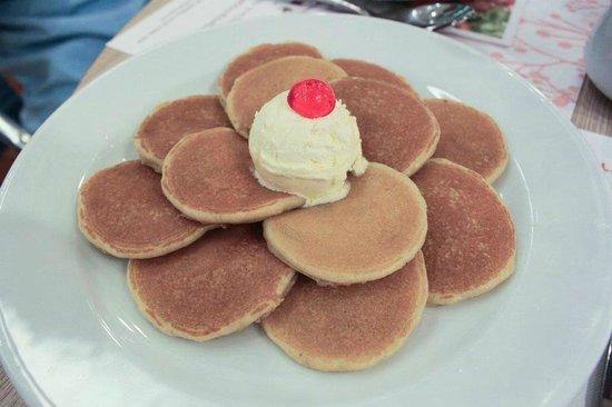 Little Home Bakery: Little Home pancakes