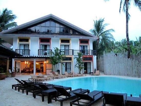 Microtel by Wyndham Boracay: nice pool