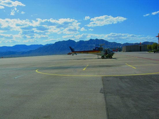 Grand Canyon Airlines - Grand Canyon National Park: Boulder City Airport