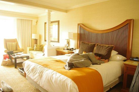 Hyatt Regency Huntington Beach Resort & Spa: 広くてGooooood!