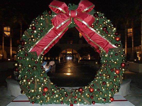 Hyatt Regency Huntington Beach Resort & Spa: クリスマスシーズン最高♡