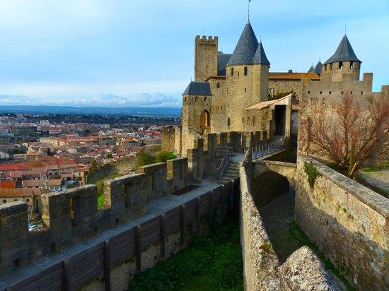 Port d 39 aude picture of hotel de la cite carcassonne for Hotels carcassonne