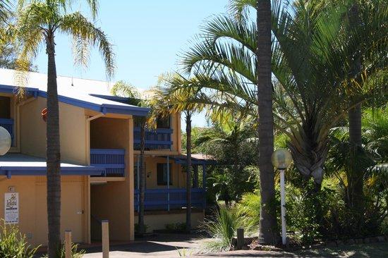 Leilani Haciendas : Leilani is set in tropical gardens