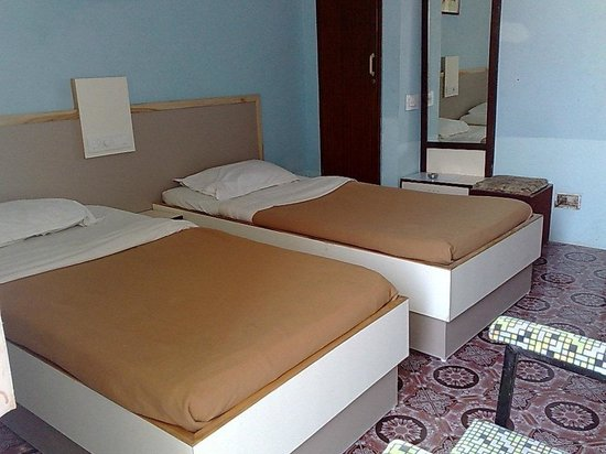 Hotel Ankur: Double bed room