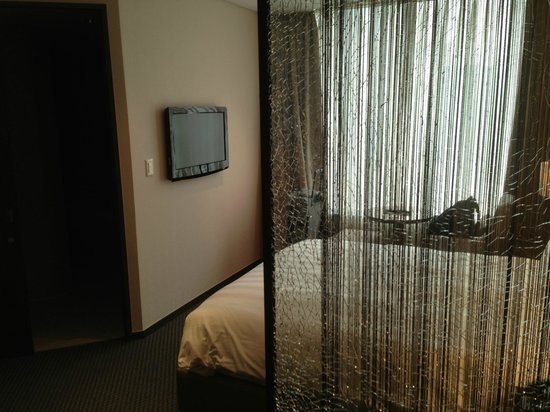 Lotte City Hotel Mapo: 8th floor room