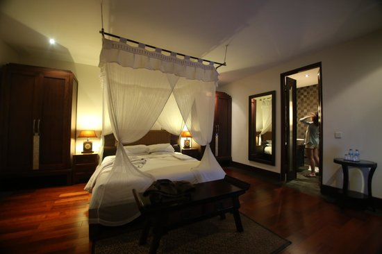 Gending Kedis Villas & Spa Estate: Downstairs bedroom