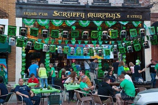 St Patrick 39 S Day 2013 Picture Of Scruffy Murphy 39 S Irish Pub Columbus Tripadvisor