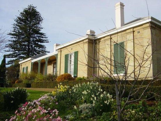 Runnymede c1840, a fine Regency Villa.