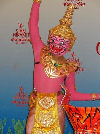 Siam Niramit Phuket: One of the many crew