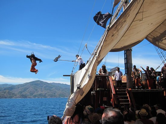 Pirate Shows & Tours