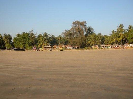 Agonda Beach: Site of sea beach