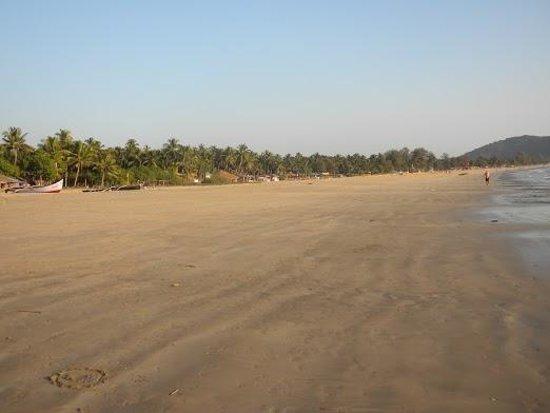 Agonda Beach: Calm
