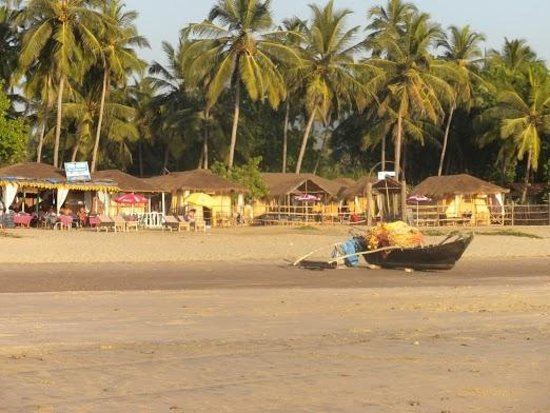 Agonda Beach: Picture beautiful