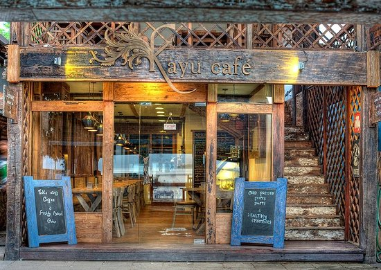 Photo of Restaurant Kayu Cafe at Jalan Gili Trawangan, Gili Trawangan, Indonesia
