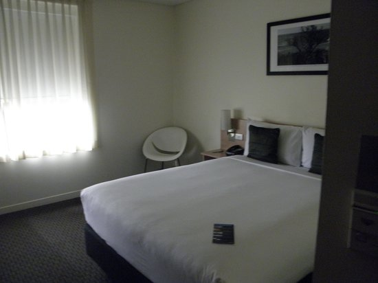 ibis Melbourne Hotel and Apartments: Really Clean adn Comfortable beds..